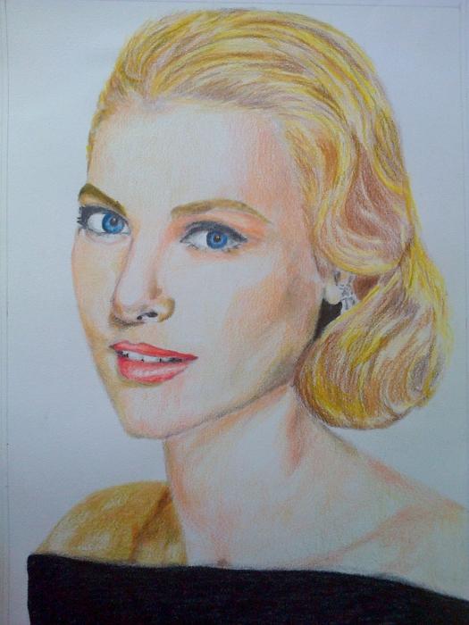 Grace Kelly por aprendiz33